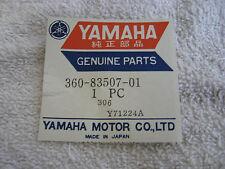 Yamaha OEM NOS speedo speedometer cover 360-83507-01 RD350  #3379