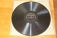 """The Halle Orchestra  J. Strauss Die Fledermaus Overture Columbia DX 1065 12"""" 78"""