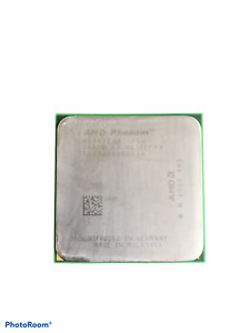 AMD Phenom  X 4 2.5 GHz  Quad Core 9850 CPU Processor, HD985ZXAJ4BGH, AM2