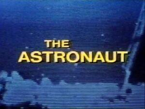 Astronaut, the - 1972 US tvm Stars Jackie Cooper, Monte Markham (UK dvd disc)