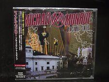 MICHAEL MONROE Blackout States + 1 JAPAN CD Hanoi Rocks Jerusalem Slim