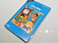 Complete Kid Fun VIS Tandy Memorex Video Game System