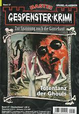 Gespenster Krimi 14 Totenmeer Bastei Verlag