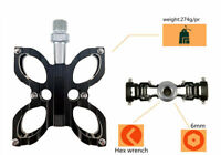 Butterfly Bike Pedals MTB BMX Mountain Road Bike Bicycle sealed Bearing Pedals