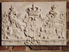 Beton XXL Skulptur BAYERN-WAPPEN ~ BAVARIA-SIGILLUM ~ KÖNIGREICH BAYERN 5,3 Kg
