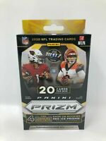 2020 Panini Prizm Football Hanger Box Walmart NFL 20 Cards Sealed Herbert Burrow