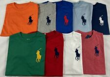 GENUINE Polo by Ralph Lauren Boys T Shirt  'Big Pony' 2,3.4,5,6,7,8,10/12,14/16