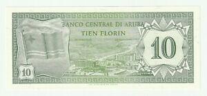Aruba 1986 10 Florin P.2 UNC