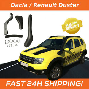 Snorkel / Schnorchel for Dacia / Renault Duster Raised Air Intake