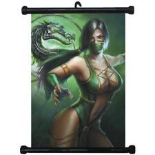 sp212362 Mortal kombat Home Décor Wall Scroll Poster 21 x 30cm