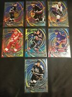 1997-98 Pacific Revolution Ice Blue 7 Card Lot Shanahan Tkachuk