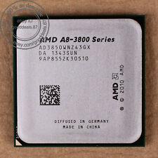 AMD A8-Series A8-3850 - 2.9 GHz (AD3850WNZ43GX) Sockel FM1 CPU Processor 4 MB