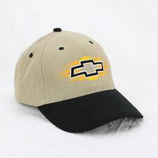 Original Chevrolet Chevy Bowtie Flammen Car Basecap Mütze Trucker Baseball Cap