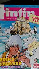 TINTIN album n 64 1987