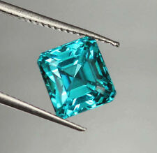4.29 CARAT, AUTHENTIC BLUE COPPER BEARING PARAIBA TOURMALINE - LOOSE