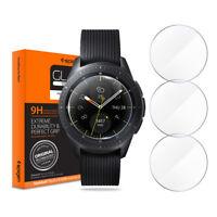 Galaxy Watch 42mm / 46mm Glass Screen Protector Spigen® [Glas.tR SLIM] - 3PK