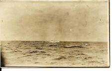 RPPC, German U-Boat, WWI  Unposted Lot #6533.4