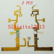 2PCS/ NEW Lens Main Flex Cable For OLYMPUS U-9010 Digital Camera Repair Part