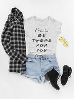 Womens Clothing - Friends Tshirt - Friends Tv Show Shirt - Friend Gift