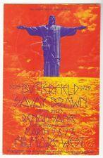 [48391] 1970 BILL GRAHAM HANDBILL BUTTERFIELD BLUES BAND, SAVOY BROWN (BG 221)