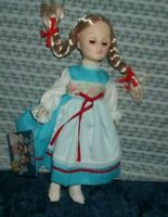 "The Wonderful World of Effanbee Dolls - 11"" HOLLAND/new w/tag.11"""