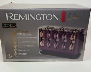 "REMINGTON H9100S Pro Hair Setter with Thermaluxe Advanced Hot Rollers 1""-1 1/4"""