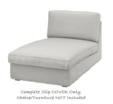 IKEA KIVIK Cover for Chaise Longue - Ramna Light Grey: 602.786.55 | New*