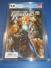 Fantastic Four #28 Brooks Cover CGC 9.8 NM/M Gem Wow