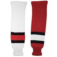 Ottawa Senators Knitted Classic Hockey Socks - Red White