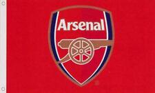 Arsenal Flag 5' x 3' Officiel Club De Football FC Équipe les artilleurs