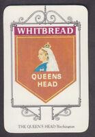 Whitbread - Inn Signs Kent 1973 - # 21 The Queen's Head - Birchington