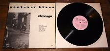 POST WAR BLUES CHICAGO LP 99 COPIES ONLY WILLIE NIX LITTLE WALTER JUNIOR WELLS
