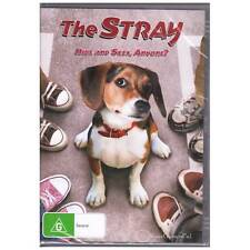 DVD STRAY, THE Mason Johnson ADVENTURE CHILDREN DOG CANINE ALL REGIONS PAL [BNS]