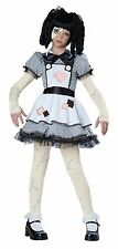 New Halloween California Costumes Haunted Doll Child Costume Large 10-12 years