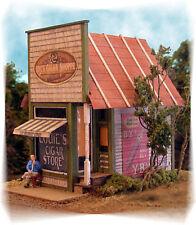 BAR MILLS 492 HO Papa Lou's Cigar Store - Laser Cut Kit -  MODELRRSUPPLY-COM