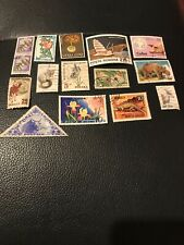 Stamps Animals / Plants Small Joblot 1