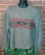J Crew 100% Wool sweater Mens Large