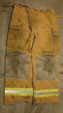 Firefighter Bunker TurnOut Gear Pants Lion 36x30 #21 Halloween Costume