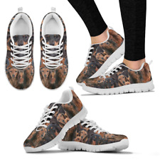 Dachshund Doxie Wiener Shoes - Women's Sneakers