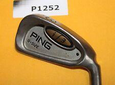 Ping i3 O-Size Black Dot 3 Single Iron Cushin JZ Stiff Steel Golf  P1252