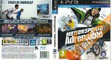 MOTION SPORTS ADRENALINE GIOCO GAME PS3 SONY PLAYSTATION COMPATIBILE CON MOVE
