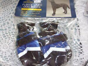 blue Water-Repellent BOOTS Shoes Dog XXXS XS new Guardian Gear xsmall XXXSmall