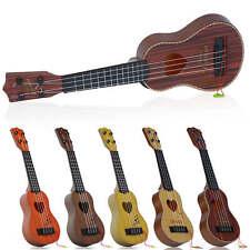 Kindergitarre Spielzeug Gitarre 4 Saiten Ukulele Kinder Instrumente