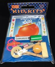 Usborne Books Science Activities Kid Kit Science with Air Experiments Homeschool