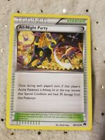Pokemon TCG All-Night Party #96/122 Mint Stadium Card Trainer XY: BREAKpoint