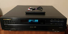 MARANTZ 5 Disc CD Carousel Changer CC-38U Tested Working W/Remote Cables