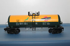 MTH O SCALE MTH ELECTRIC TRAINS CHICAGO NORTHWESTERN TANK CAR MT-9203L