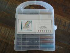 Metallic Marker Set American Crafts 18 Pc. Case Craft Scrapbook Cards