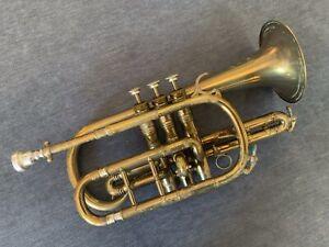 cornet a pistons SELMER UT / Bb Embouchure Bach