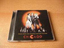 CD colonna sonora Chicago - 2002-Richard Gere Catherine Zeta-Jones Renee Zellweger
